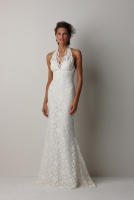 Самые красивые свадебные платья осень 2011 (14)