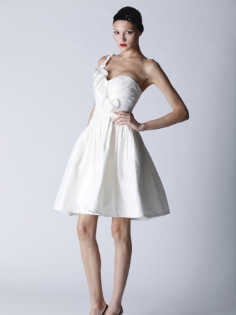 White Wedding Reception Dresses