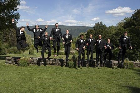 The Man Registry: Groom's Guide to Selecting Wedding Party Members