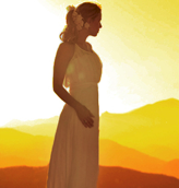 Jessica Iverson Vert wedding dresses - Amber