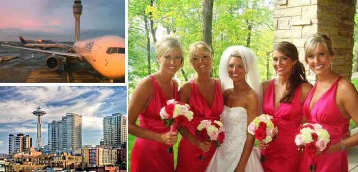 Best friend in Atlanta, wedding in Seattle, bride is abroad- who should be your maid of honor?