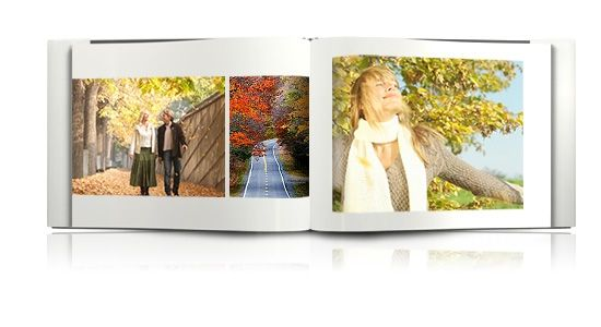 autumn honeymoon photobook