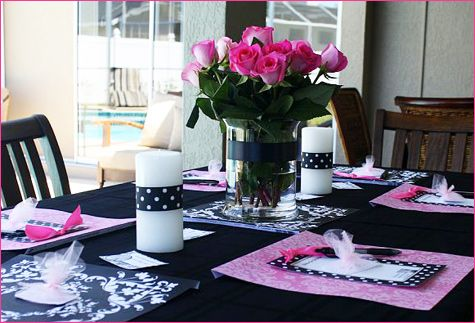 Hostess with the Mostess: French Bridal Shower Ideas? Mais Oui!