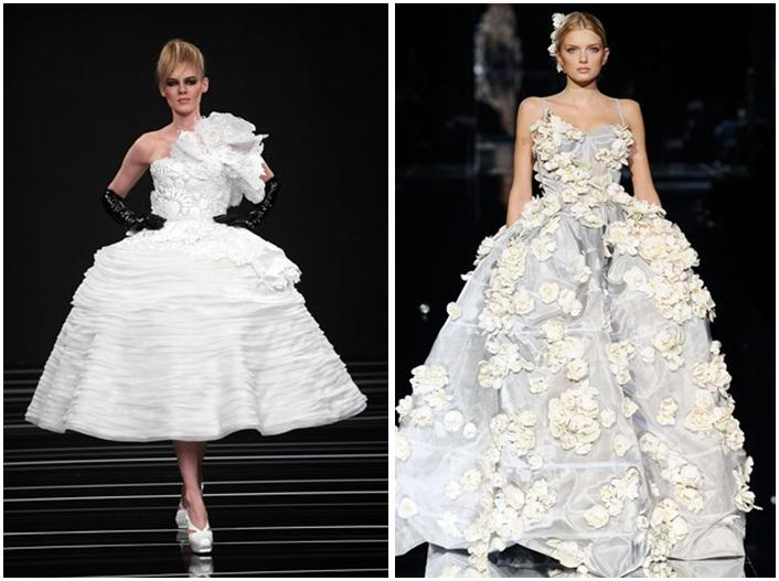 incorporating-florals-into-your-wedding-dress-for-romantic-look-dolce-gabbana-white-full-skirt-one-shoulder-ivory-floral-details.JPG