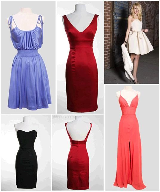 These top-quality, vibrant dresses are perfect for your rehearsal dinner or engagement party!