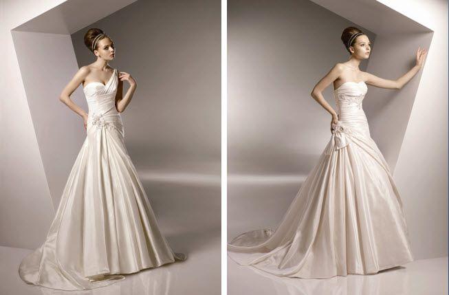 Anjolique Wedding Dresses Style 2105 & 2102