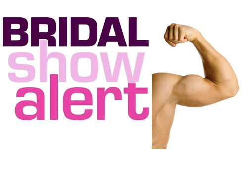 Top tips for grooms: how to survive a bridal show