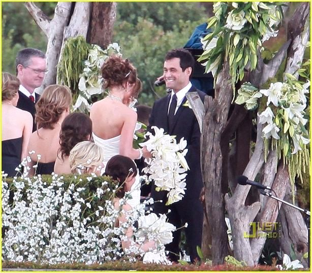 Former Bachelor Jason Mesnick tied the knot this weekend at Terranea Resort in Rancho Palos Verdes,
