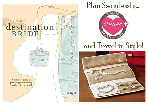 The Destination Bride book by Lisa Light is perfect for planning your destination wedding!