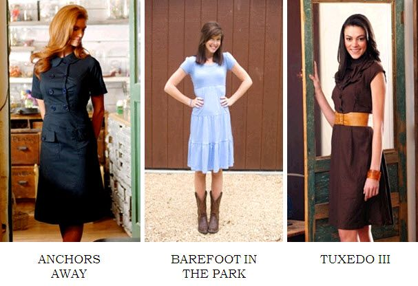 Comment on this blog post for a chance to win one of these cute Spring dresses!