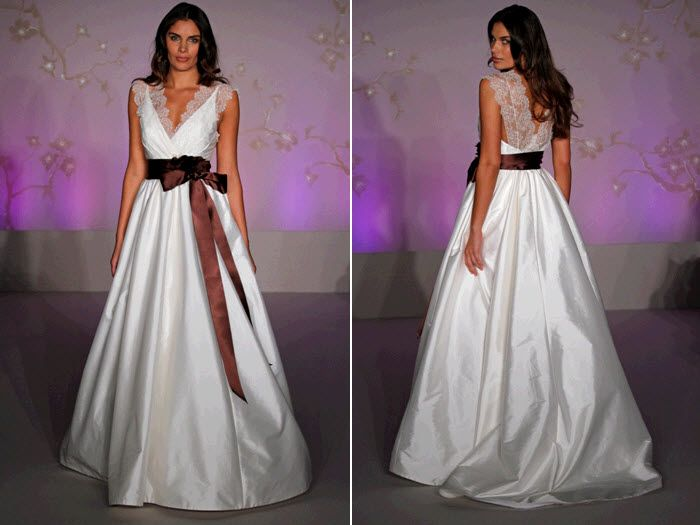 Wedding dresses to die for the latest styles from blush for Wedding dresses to die for
