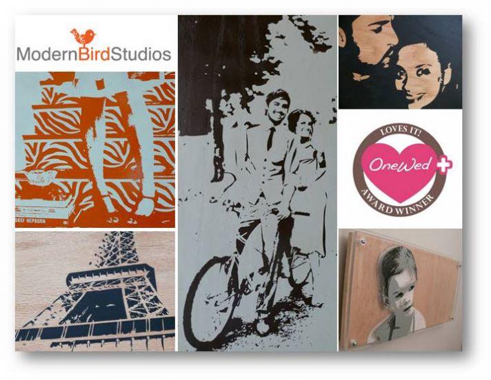 Score this week's Savvy Steal- a $250 gift certificate to Modern Bird Studios- to create a custom pi
