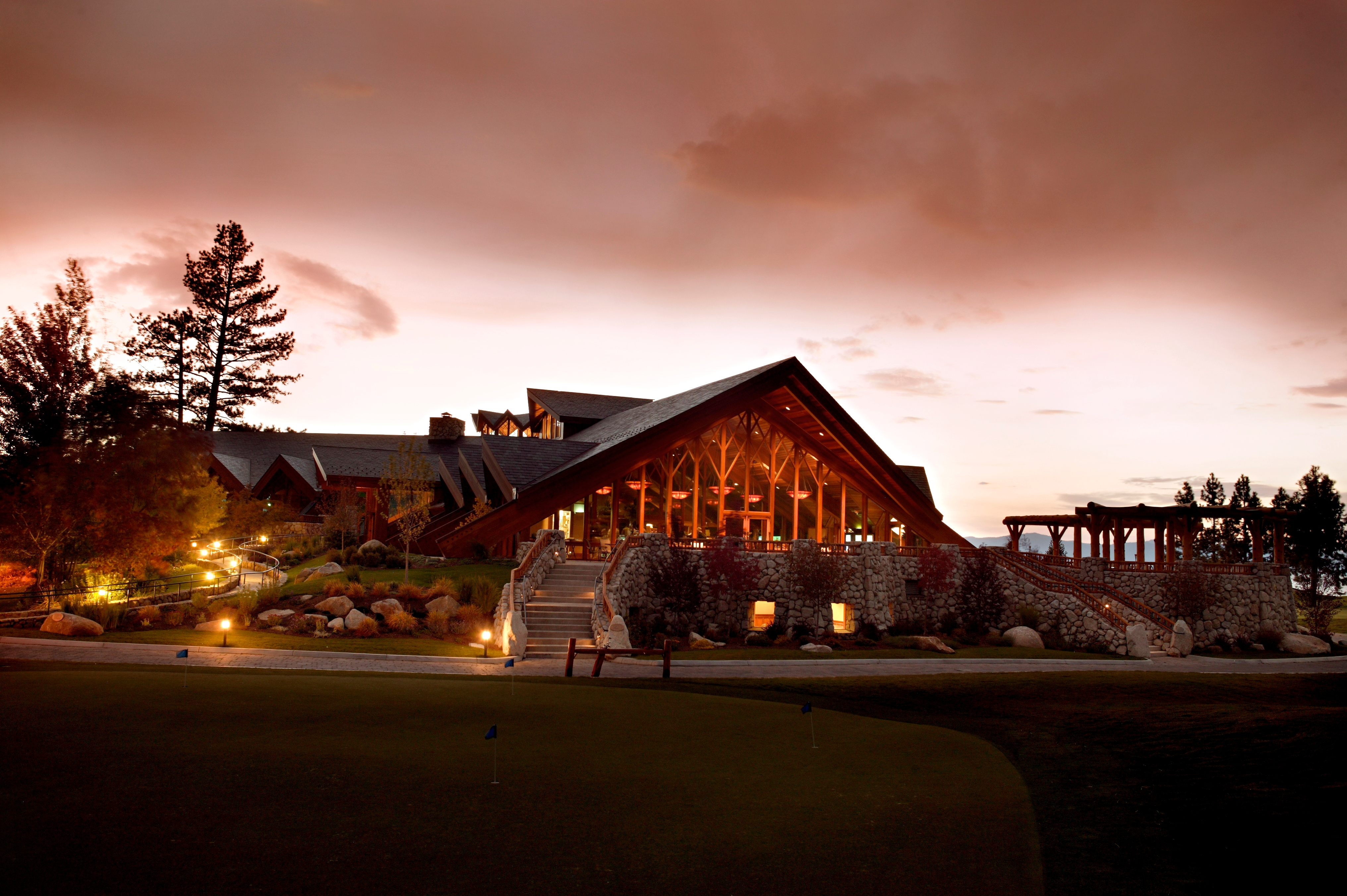 Rustic Destination Wedding Venue To Swoon For The Edgewood Tahoe