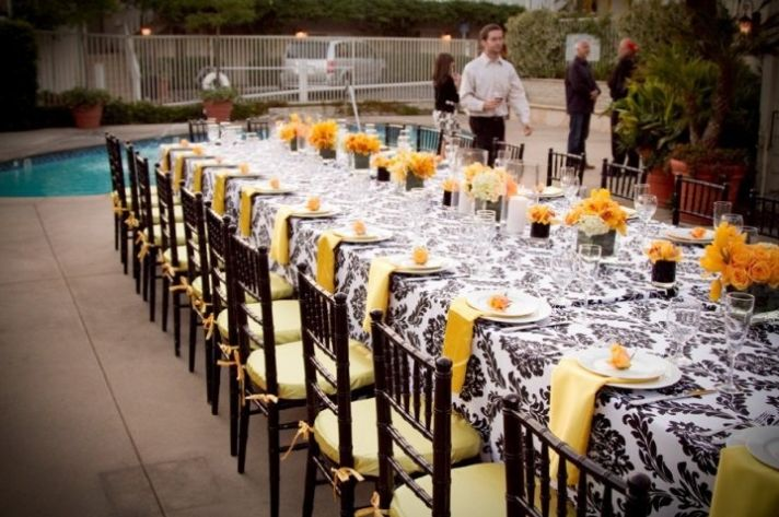Wedding Reception Decor: When Linens and Chivaris Won't Cut It ...