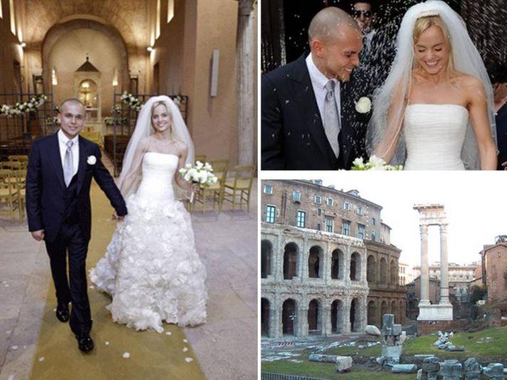 Mena Suvari shares details with OneWed on her Italian wedding