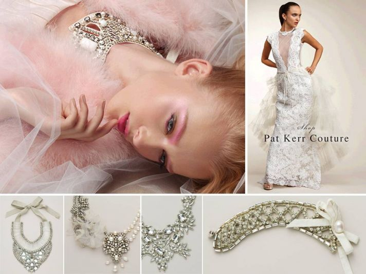 Score couture wedding dresses and designer bridal bling for 50% off!