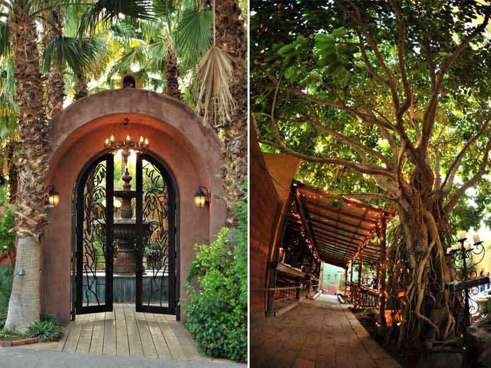 Outdoor wedding venues columbus ohio for Top wedding venues in california