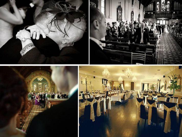 Royal wedding inspiration, regal wedding reception decor