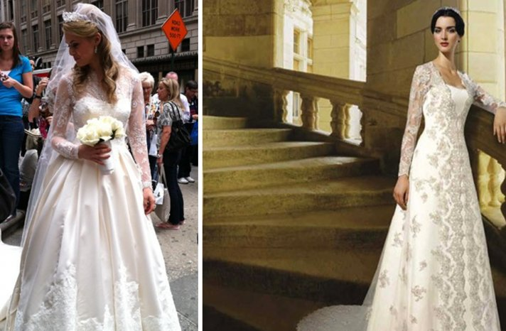 royal-wedding-dress-knockoffs-oleg-cassini-mori-lee-bridal-gowns