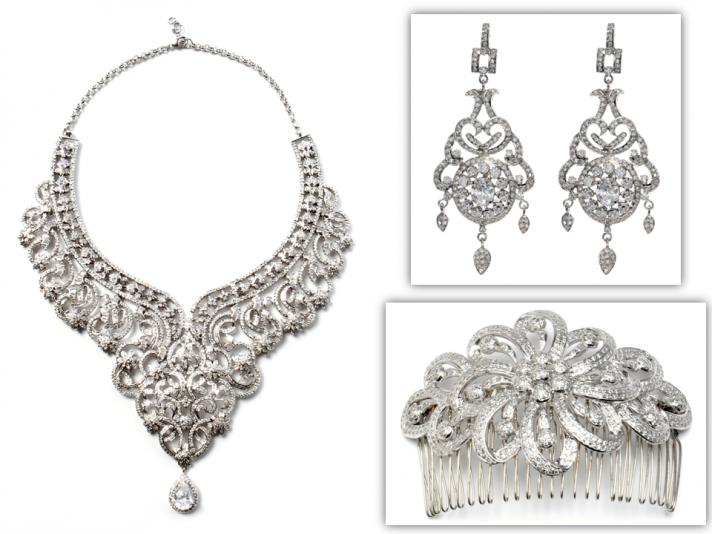 Rings  Things - Projects - Chandelier earrings