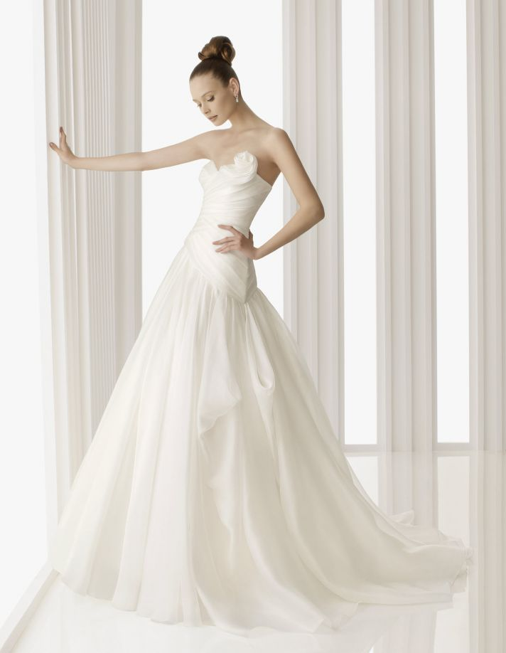 rosa clara wedding dresses spring 2012 aixa