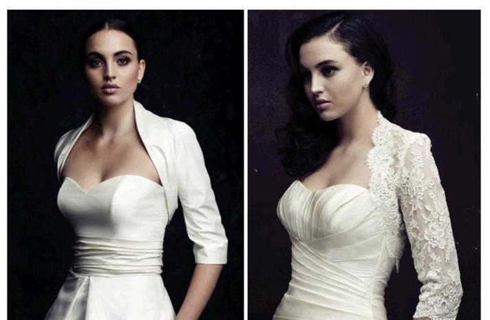 paloma-blanca-bridal-bolero-2011-wedding-trends-sleeves-wedding-accessories-romantic-lace-3-quarter-sleeves-kate-middleton-2