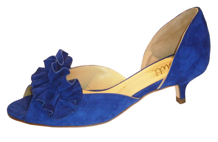 Blue-suede-wedding-shoes