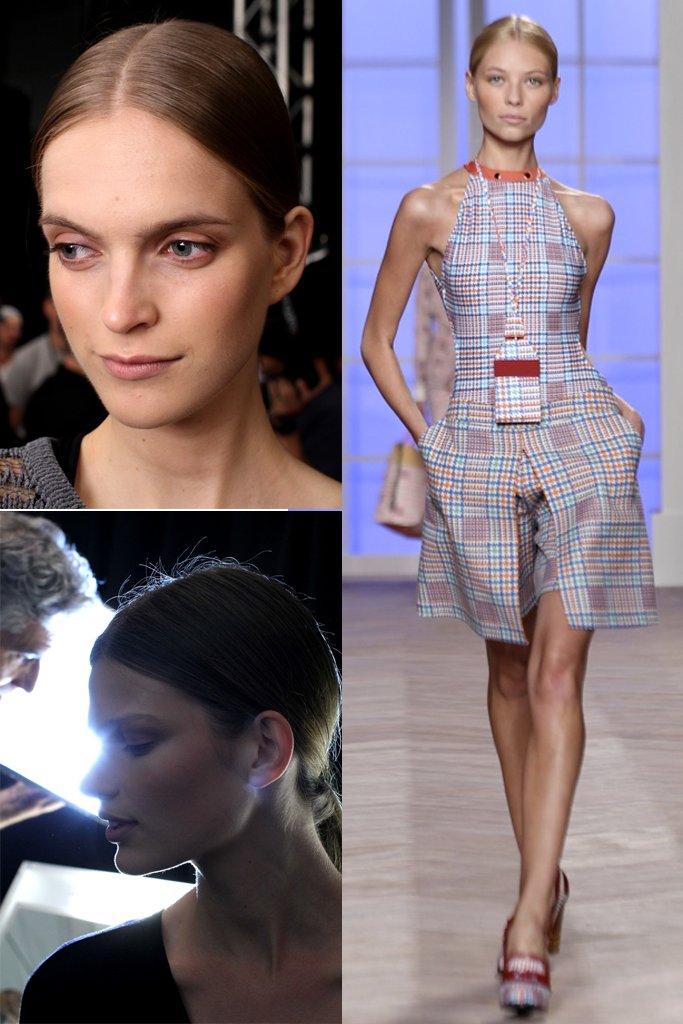 Bridal beauty ideas and inspiration from NY fashion week