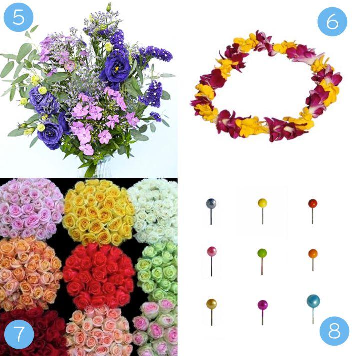 """8 """"Ready To Go"""" Flower Packs that make DIY Easy"""