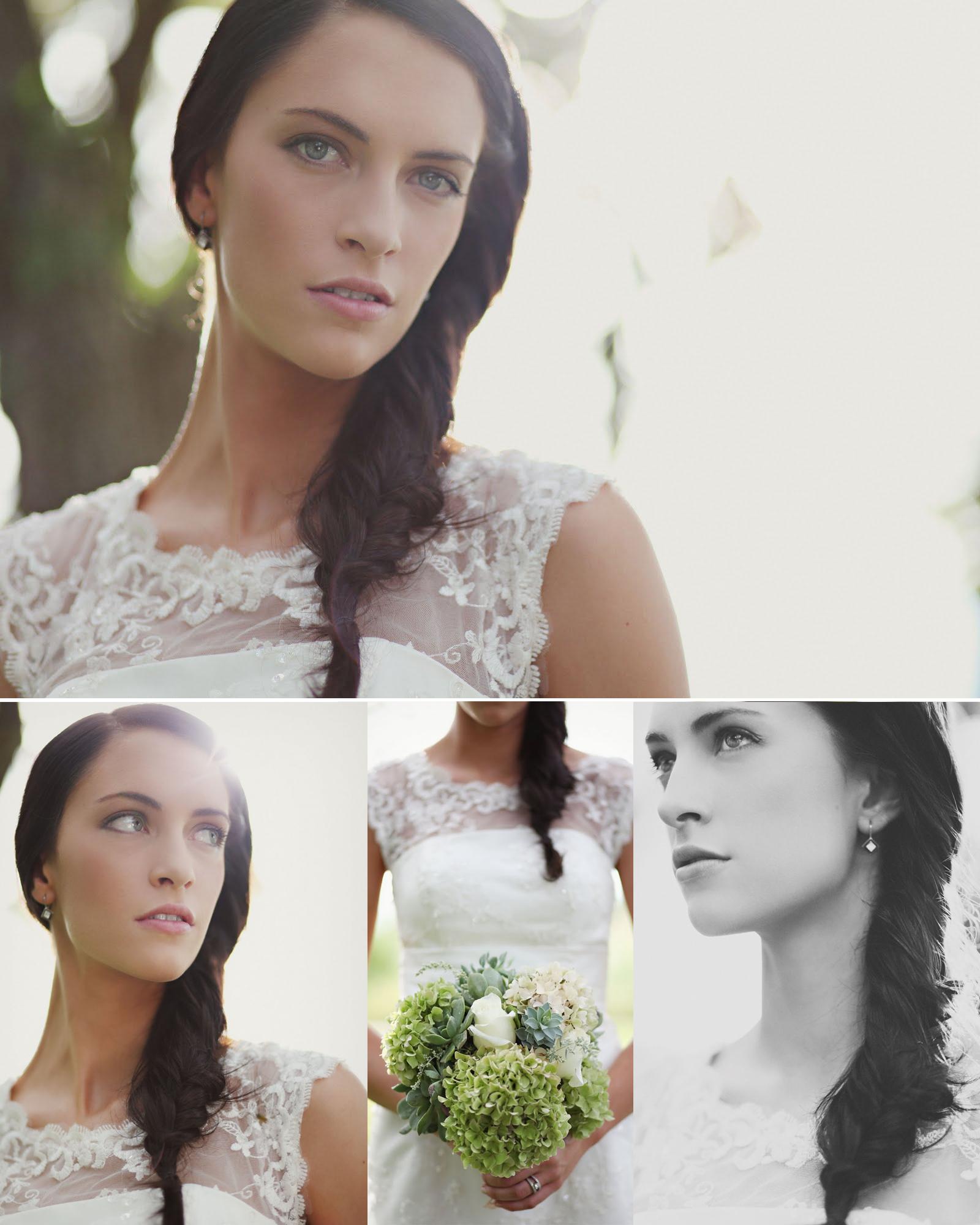 Bohemian Wedding Hairstyles - hairstyles with bangs