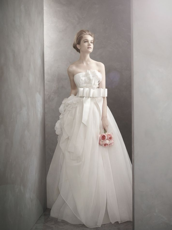white-by-vera-w... Vera Wang Wedding Dresses