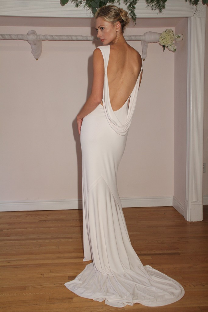 Sleek Wedding Gowns 2 Fabulous And if you couldn