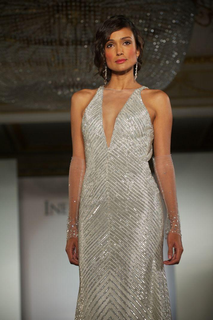2012 wedding dress trends- non-white wedding dresses