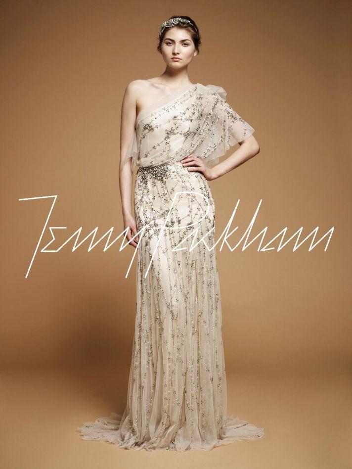 Jenny Packham wedding dress, 2012 bridal gowns 2