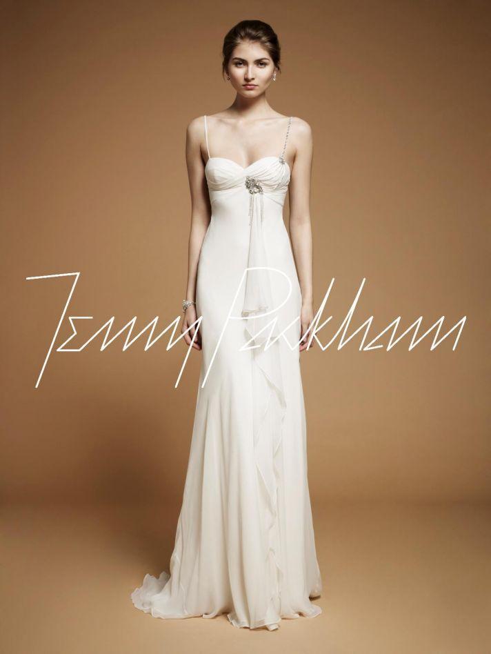Jenny Packham wedding dress, 2012 bridal gowns 6