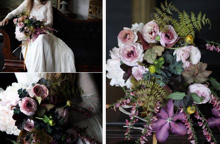 Dark-romantic-bridal-bouquet-wedding-flowers