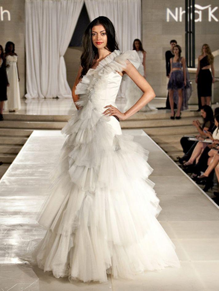 Custom Made Wedding Gowns 56 Beautiful Nha Khanh custom wedding