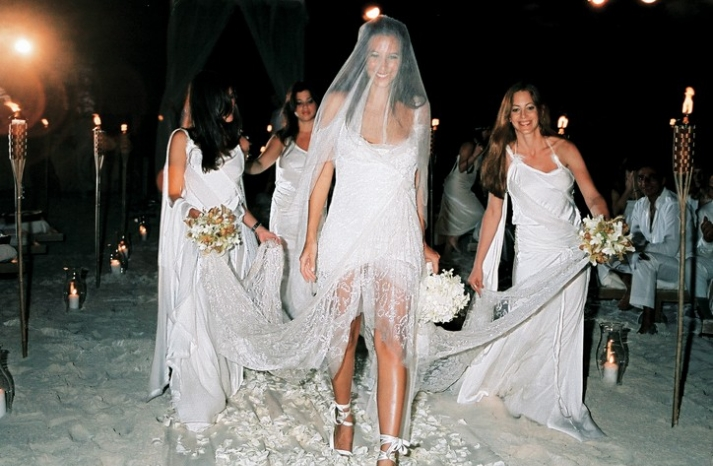 Celebrity-weddings-gabby-karen-in-donna-karan-bridal-gown
