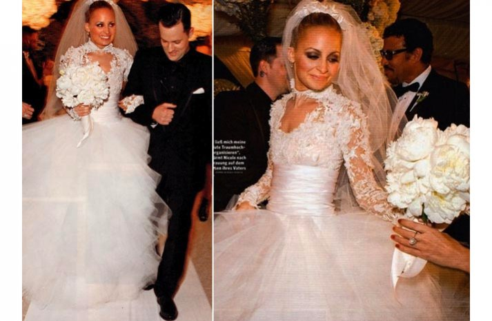Nicole-richie-wedding-dress