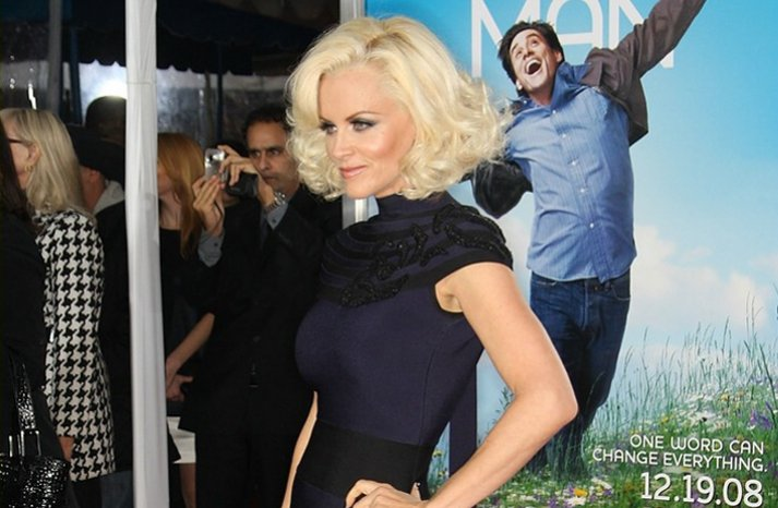 Jenny-mccarthy-wedding-hair-short-retro