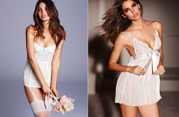 Wedding Night Lingerie to Blow Your Groom 39s Mind