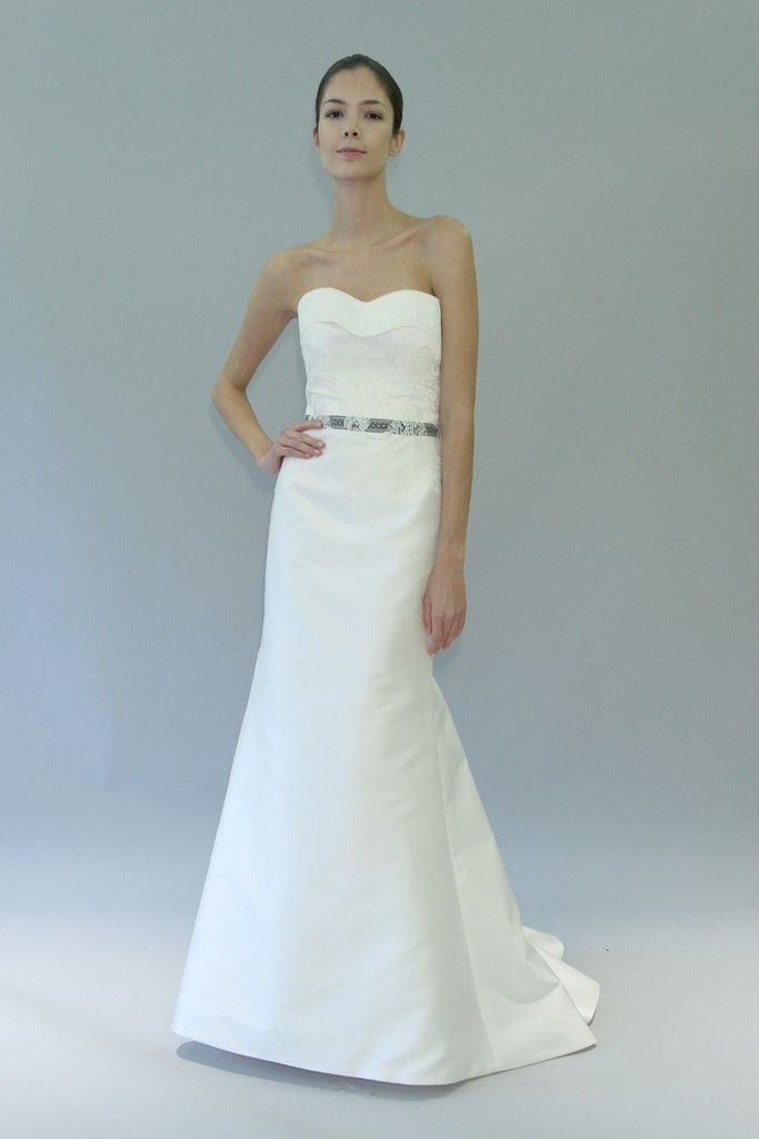 carolina herrera wedding dress fall 2012 bridal gowns 9