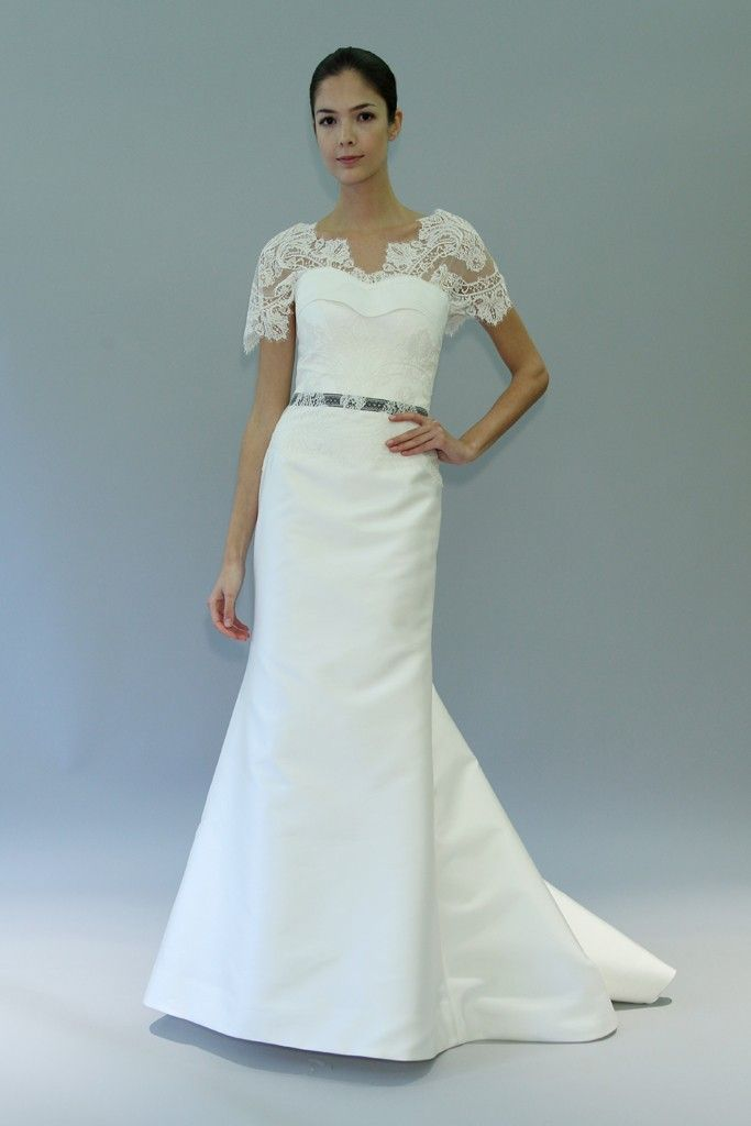 7 Divine Wedding Dresses from Breaking Dawn Designer, Carolina Herrera