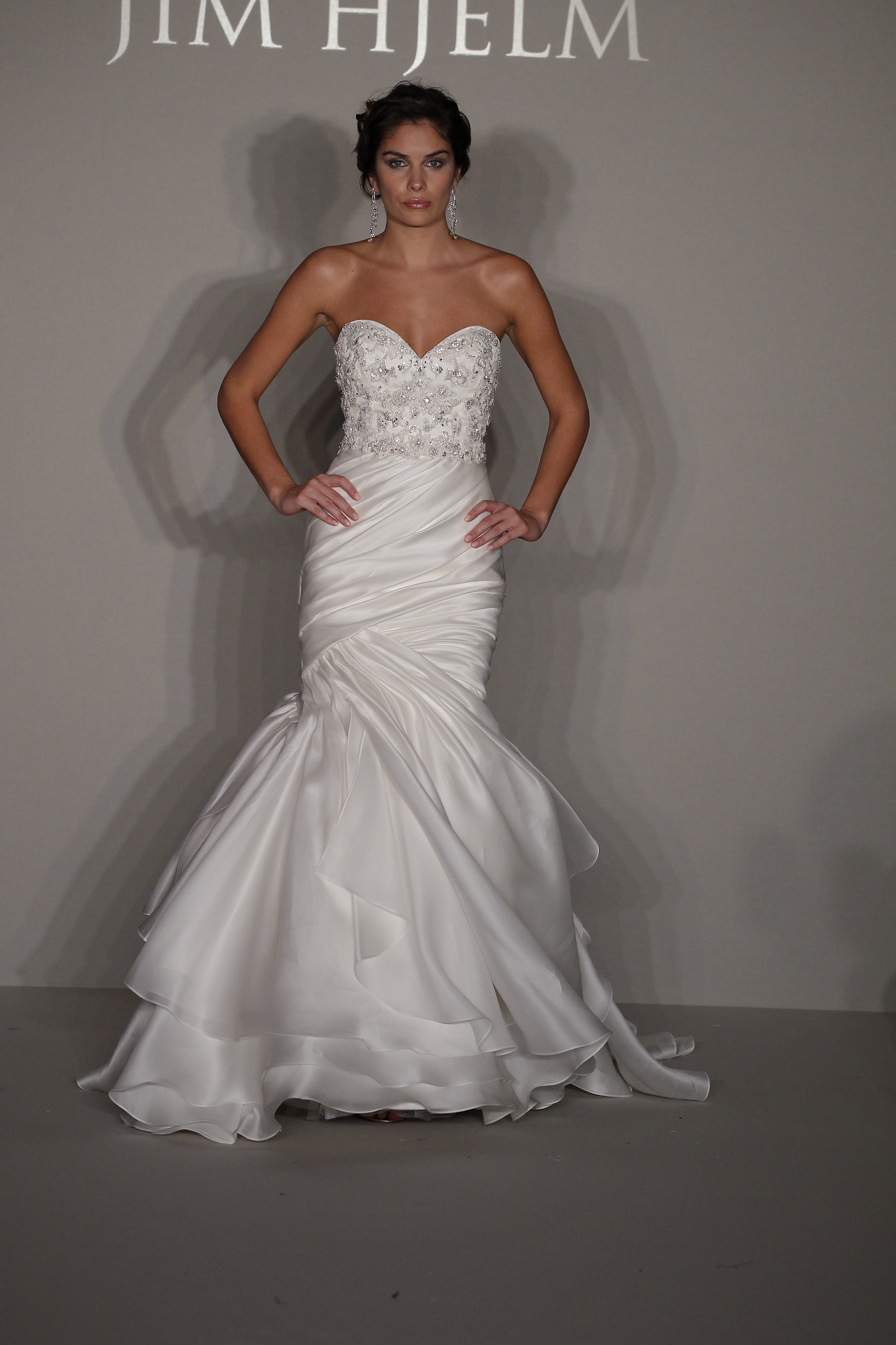 Jim hjelm bridal dresses prices flower girl dresses for Vera wang wedding dresses prices list