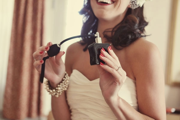 vintage wedding style 5