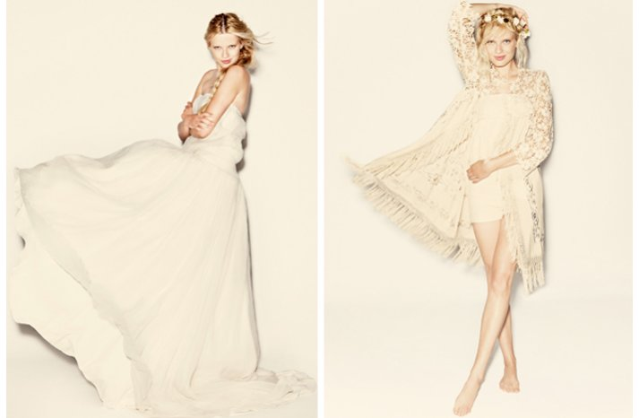 delphine manifet 2012 wedding dresses boho bridal gown 10