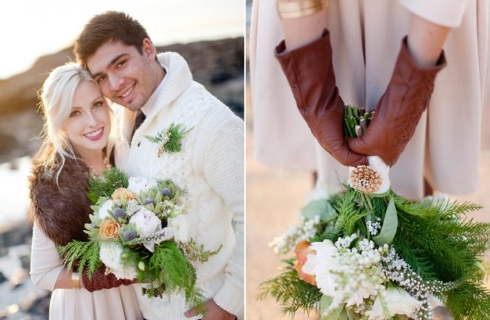winter wedding california elopement 36