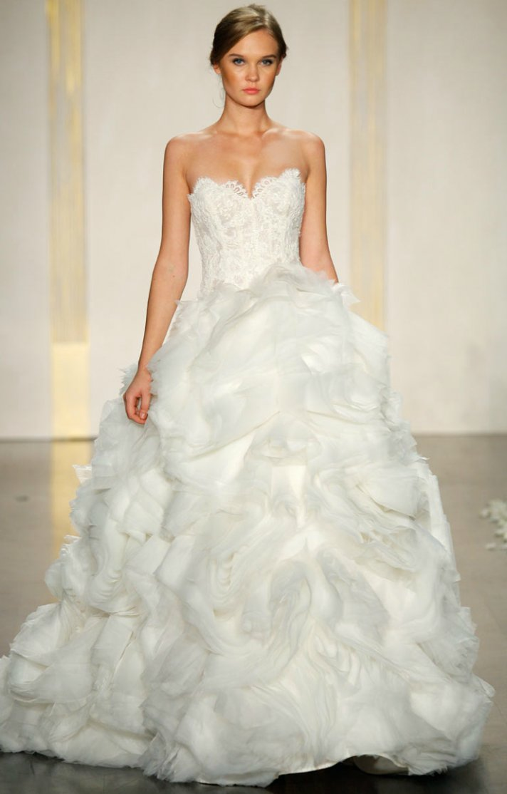 Favorite Ballgown Wedding Dresses Of 2012