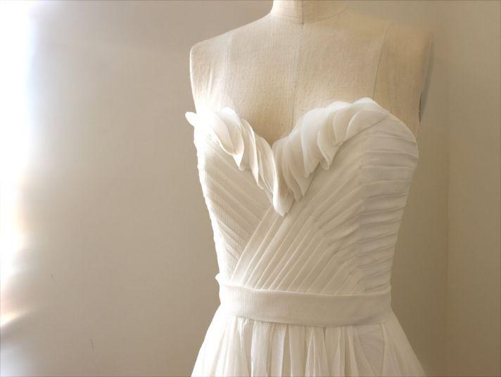 handmade wedding dresses etsy bridal gown julietta