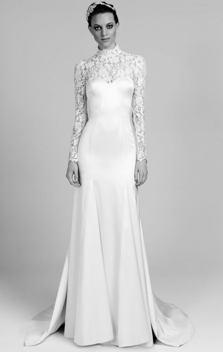 2012 wedding dress temperley london bridal gowns 1